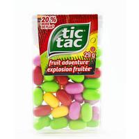 Tic Tac Fruit Adventure 29g