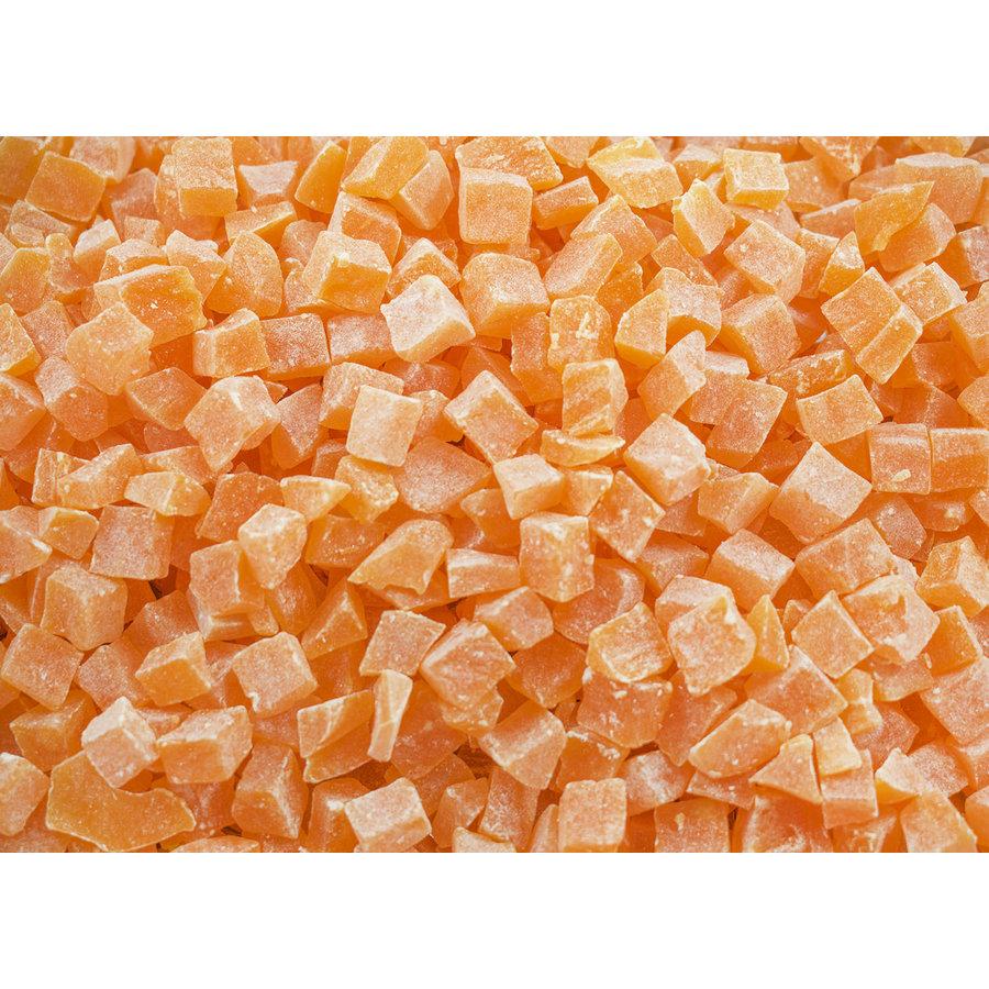 Papaya Pieces