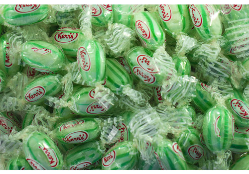 Kerr's Green Striped Mints