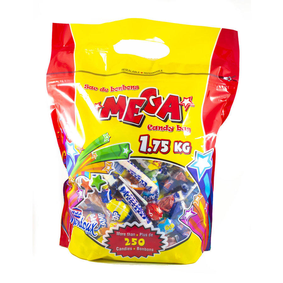 Mega Candy Bag 1.75kg