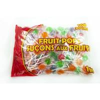 Suçons aux fruits 1kg
