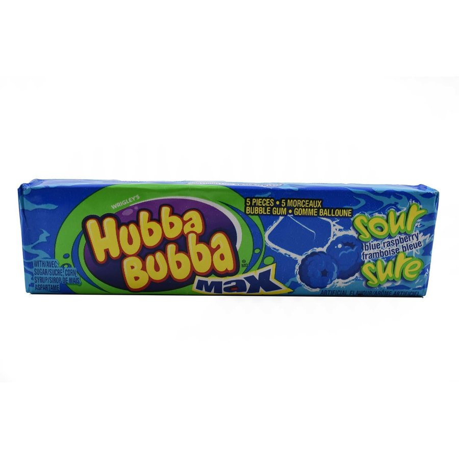 Blue Raspberry Hubba Bubba (Unit)