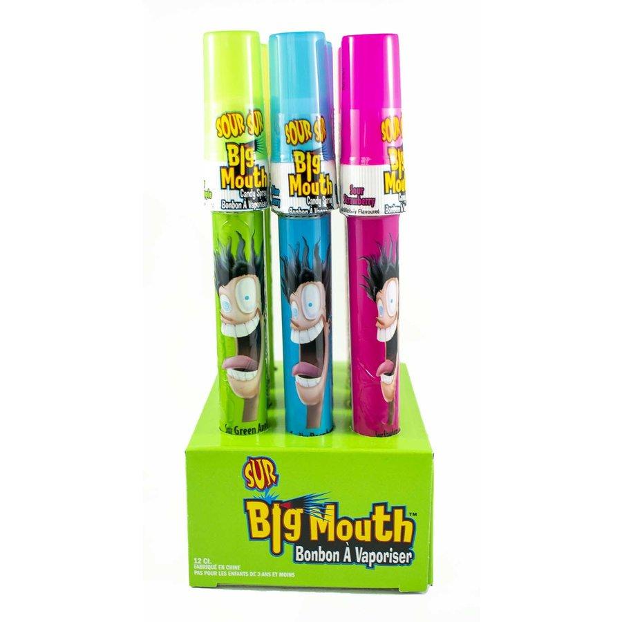 Big Mouth Sour Spray
