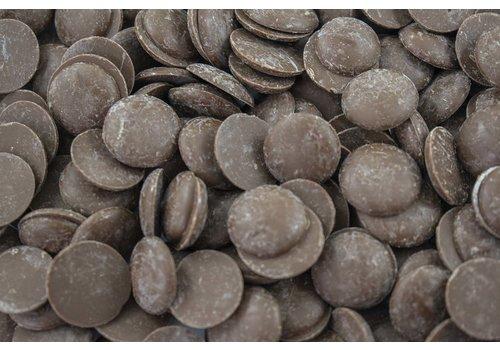 Foleys Pastilles chocolat noir 72%