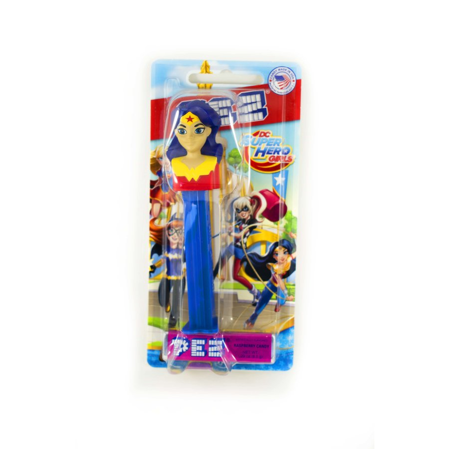 Pez DC Super Hero Girls