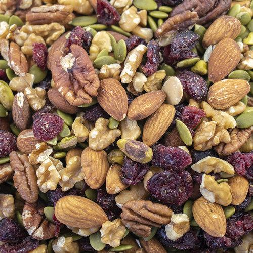 Noix et fruits séchés