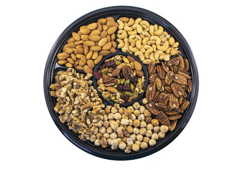Tray of Assorted Nuts
