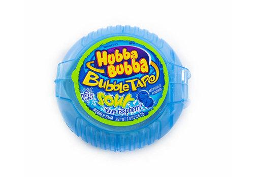 Hubba Bubba bleue sur