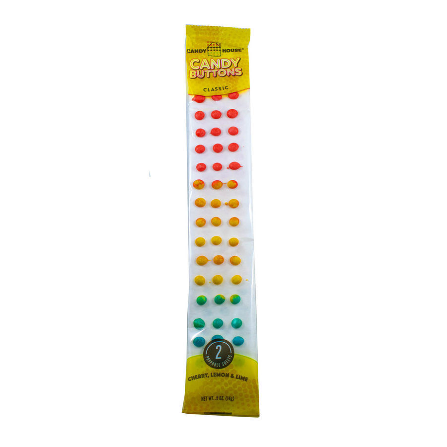 Candy Buttons