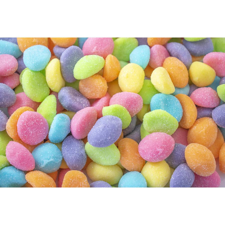 Sanded Easter Eggs
