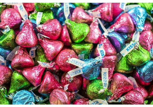 Hershey's Kisses de Pâques