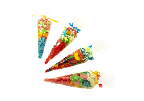 Candy Cones 200g