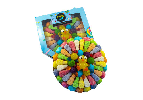 Nick & Joe Easter Candy Pizza 400g