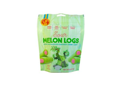 Sour Melon Logs 113g