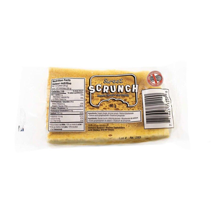 Sponge Taffy Sweet Scrunch
