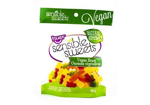 Huer Sensible Sweets Vegan Bears 150g