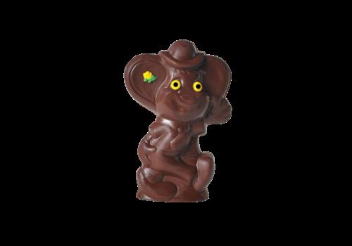 Chocolats Lulu Milk chocolate roaming mouse Lulu 225g