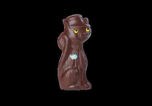 Chocolats Lulu Milk chocolate cat Lulu 300g