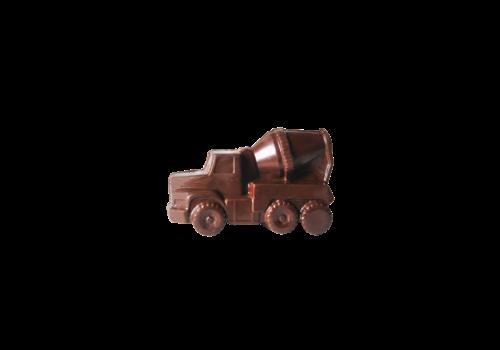 Chocolats Lulu Milk chocolate concrete mixer truck Lulu 275g