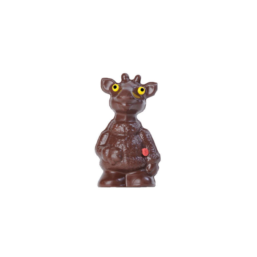Milk chocolate giraffe Lulu 200g