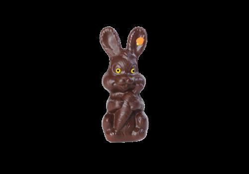 Chocolats Lulu Milk chocolate carrot rabbit Lulu 110g