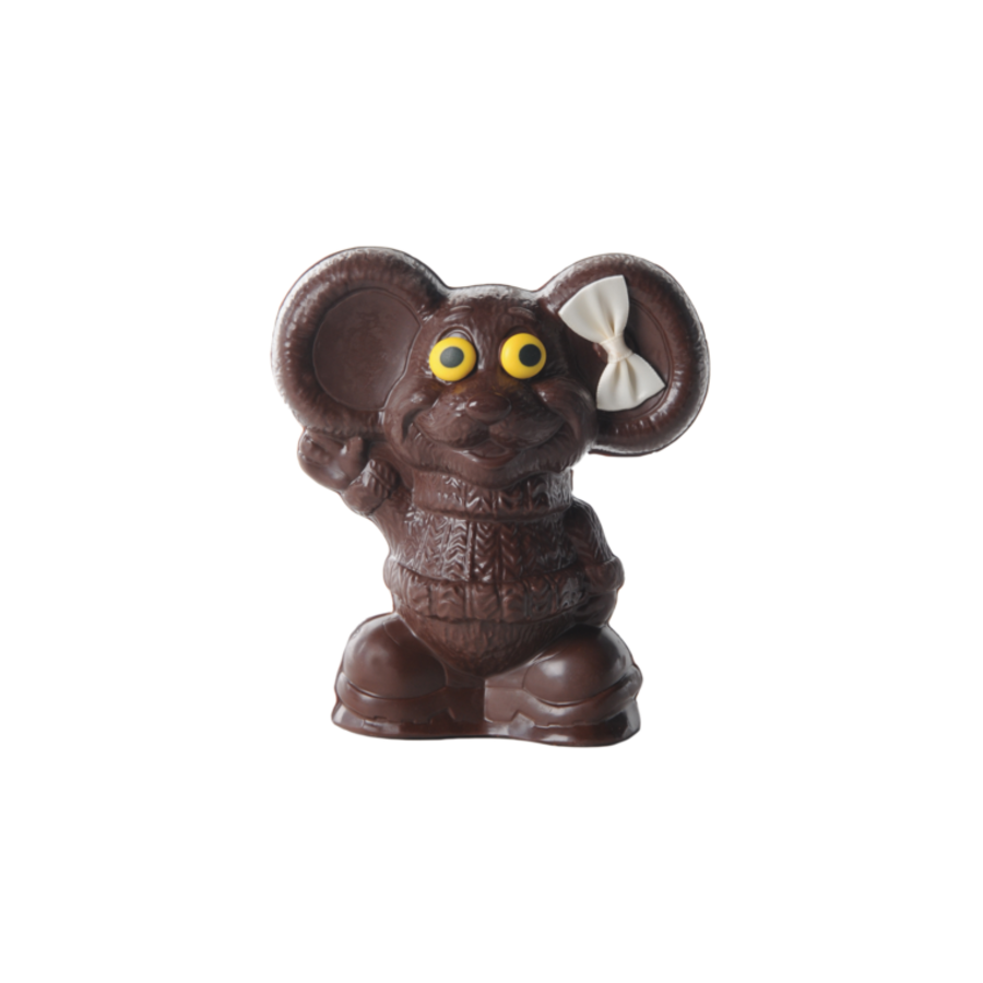 Milk chocolate mouse Lulu 170g