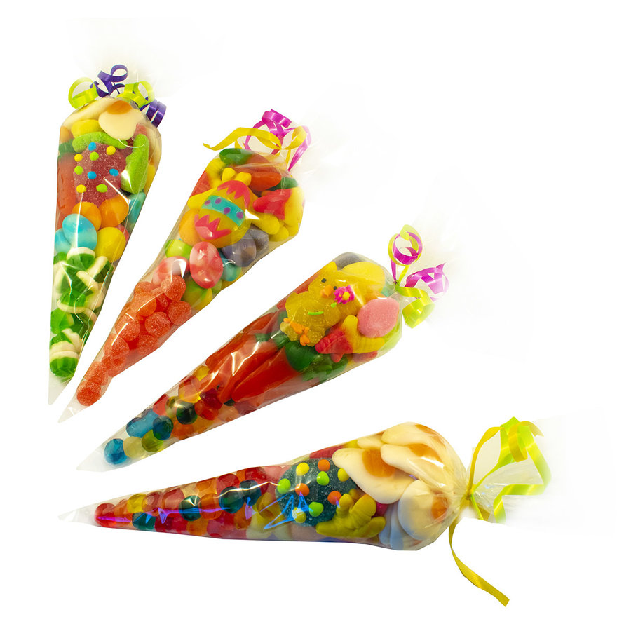 Easter Candy Cones 200g