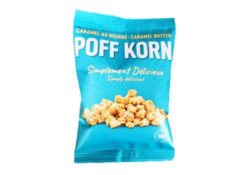 Poff Korn Caramel Popcorn