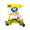4D Gummy Fruits 112g