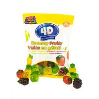 Fruits 4D 112g