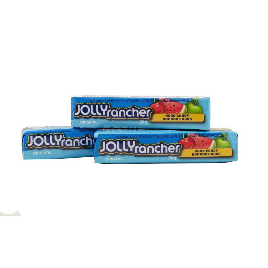Jolly Ranchers bonbons durs 34g