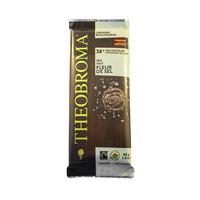 Chocolat lait fleur de sel bio sans gluten 80g