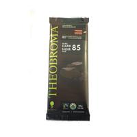 Chocolat Noir 85% bio vegan sans gluten 80g