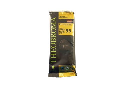 Theobroma Chocolat Noir 92%  bio vegan