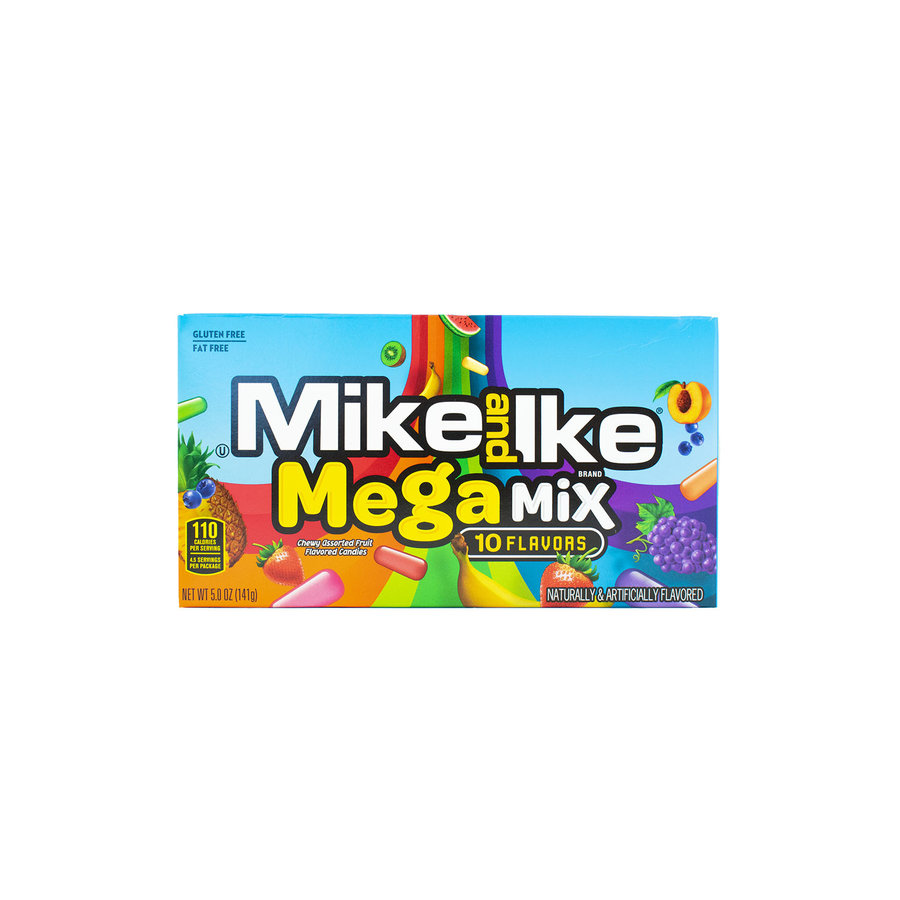 Mike & Ike Megamix 141g