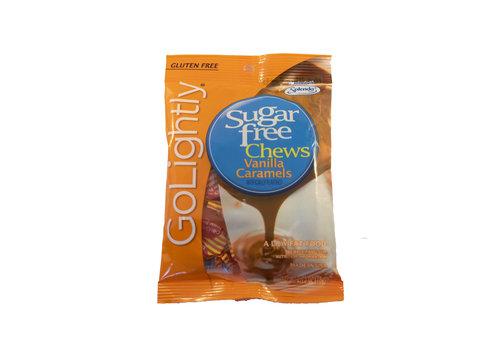 Sugar Free Vanilla Caramels 78g