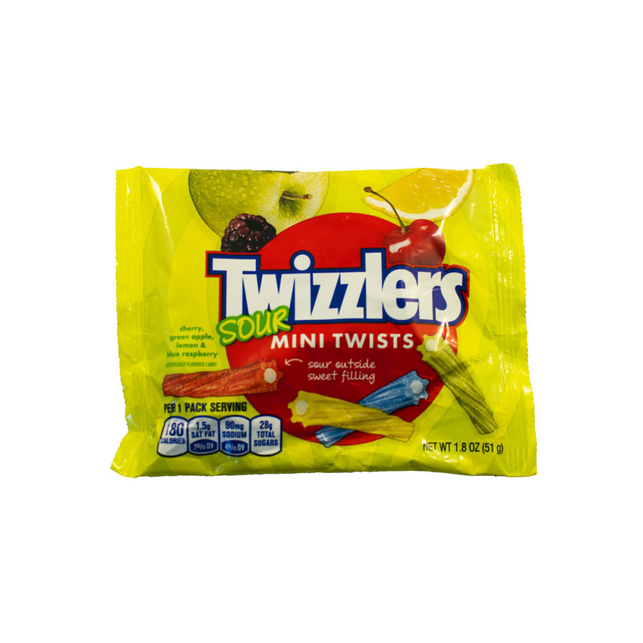 Twizlers mini twists