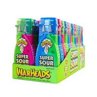 Warheads Super Sour Double Drops