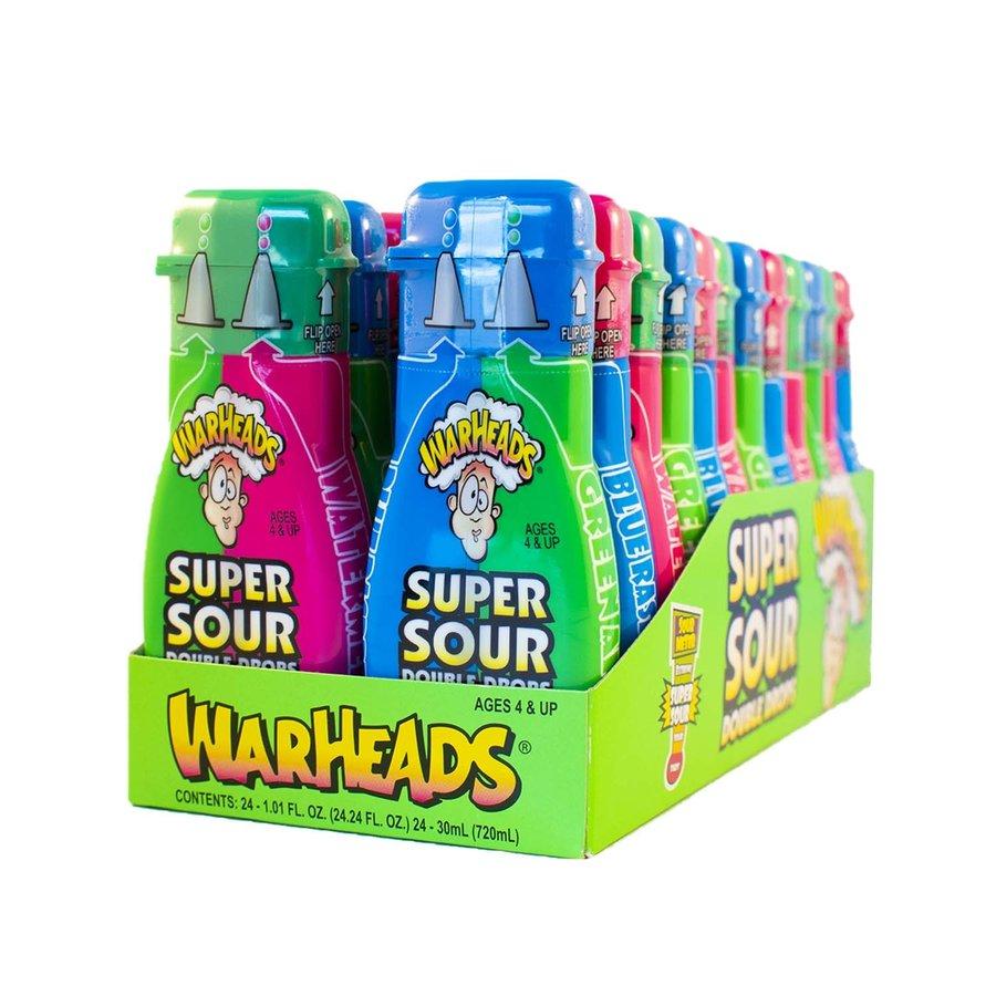 Warheads liquide super surette