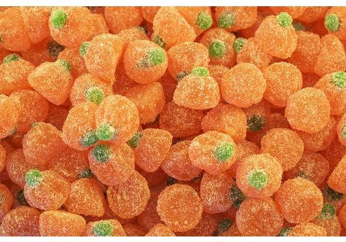 Sour Gummi Pumpkins