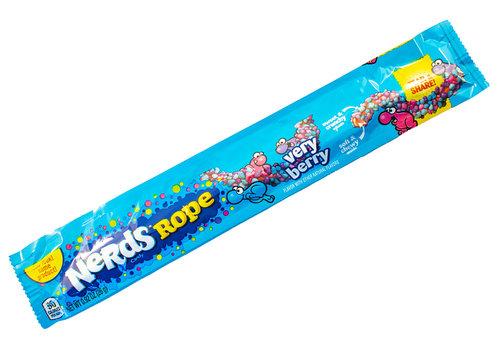 Nerds Rope Framboise bleue