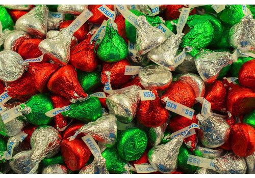 Hershey Hershey's Kisses des fêtes