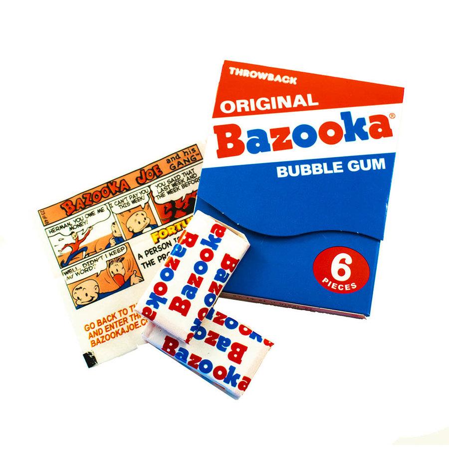 Gomme Bazooka 10 mcx