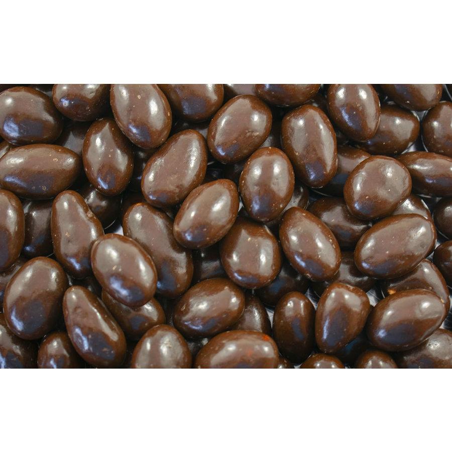 Amandes chocolat au lait sans sucre