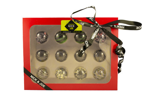 Birnn Box of 12 Birnn fine chocolates