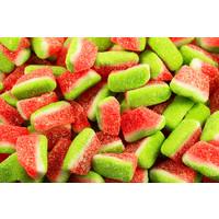 Tranche de melon d'eau