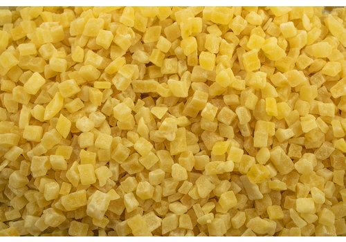 Mangues naturelles  tendres déshydratées cubes