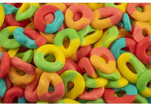 Huer Multicolour Rings