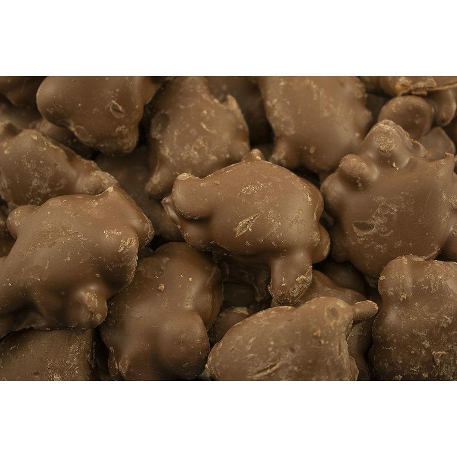Macadamia chocolat caramel salé