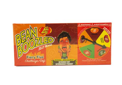 Jelly Belly Bean Boozled Challenge de feu 100g